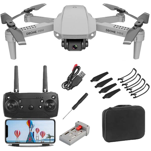 Dron Mini E88 PRO 4K HD 2 KAMERY 1080P FPV WIFI