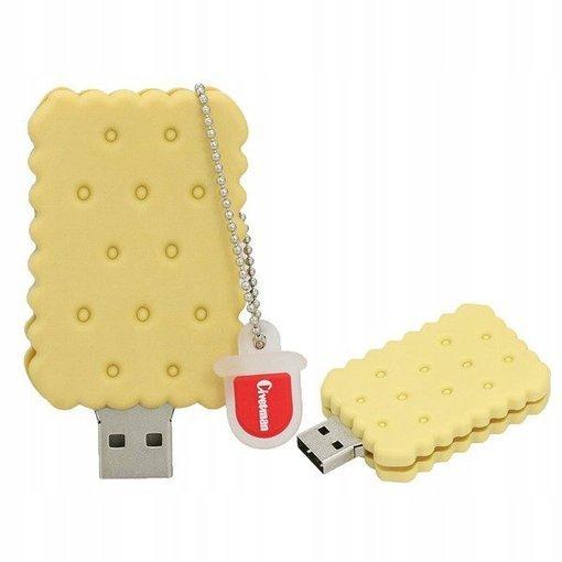 PENDRIVE HERBATNIK Ciastko USB PAMIĘĆ FLASH 64GB
