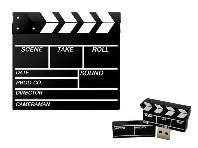 PENDRIVE KLAPS Filmowy USB PAMIĘĆ USB Flash 16GB