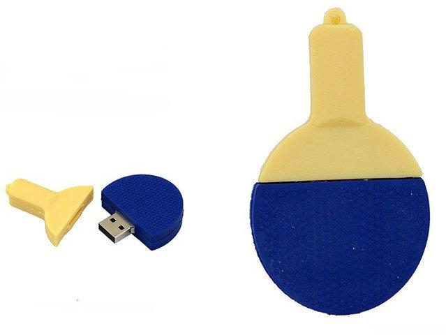 PENDRIVE PALETKA Pingpong USB PAMIĘĆ FLASH 64GB