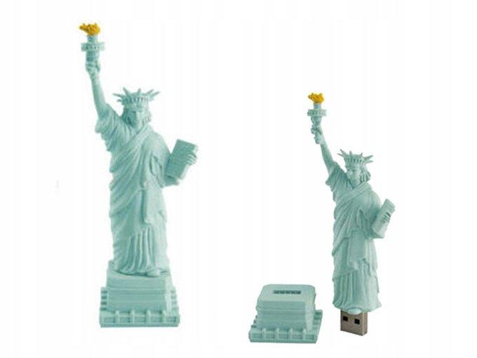 PENDRIVE STATUA Wolności USA Wysyłka 24h USB 16GB