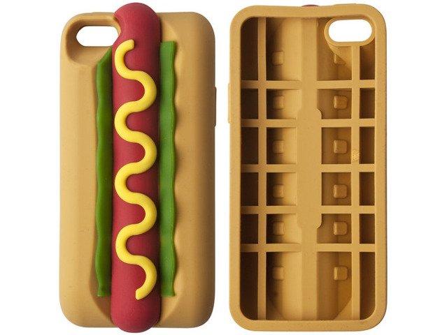 ETUI CASE FUTERAŁ Apple iPhone 5/5s/SE HOT-DOG