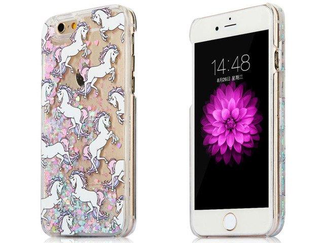 ETUI FUTERAŁ OBUDOWA iPhone6/6S Jednorożce UNICORN