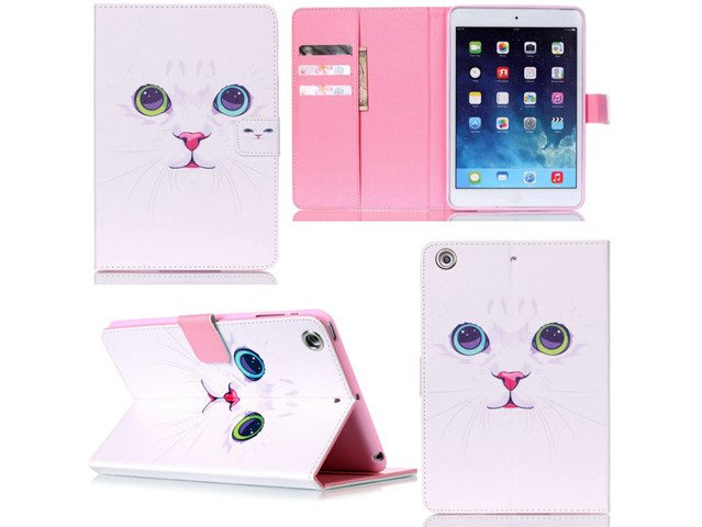 Etui Case Obudowa Futerał iPad Air 2 KOT KOTEK