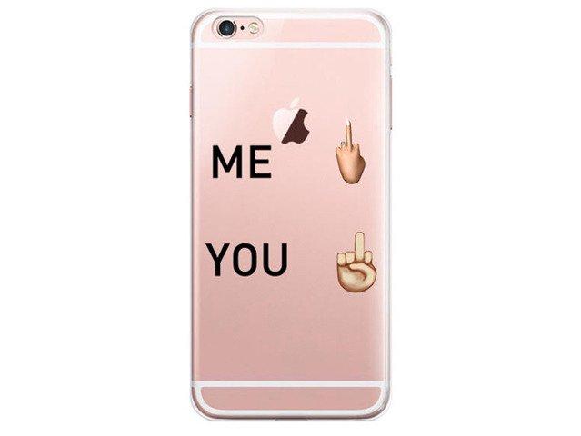Etui Case Silikon iPhone 5/5s/SE Kim Kardashian