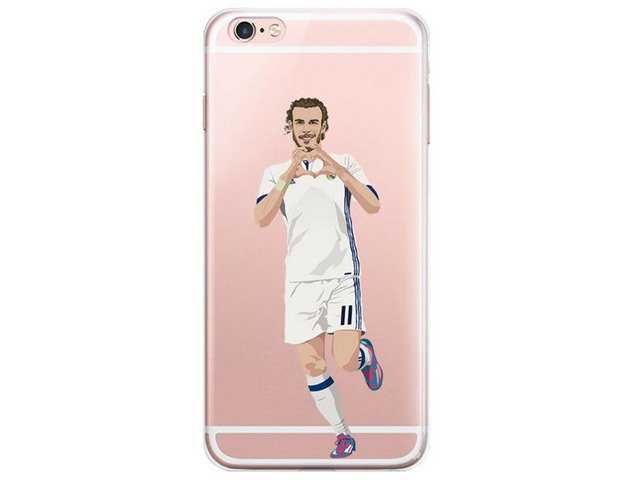 Etui Case Silikon iPhone 6/6s Gareth Bale