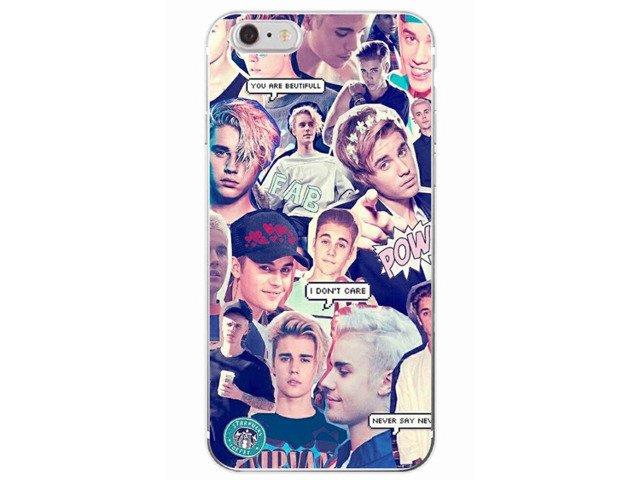 Etui Case iPhone 5 5s SE Justin Bieber Beliebers
