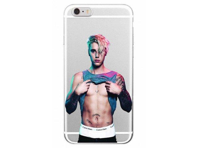 Etui Case iPhone 6 6s PLUS Justin Bieber Beliebers