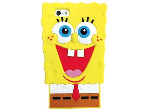 Etui Obudowa Case Futerał iPhone 6/6s SpongeBob