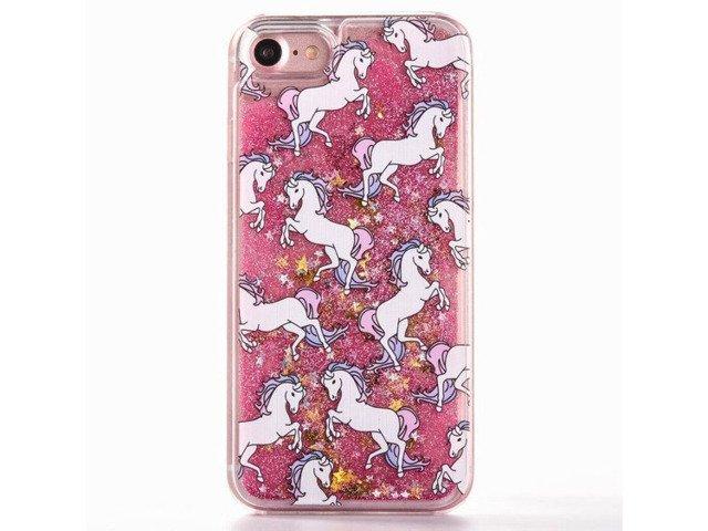 Etui Obudowa Futerał iPhone5/5s Jednorożce UNICORN