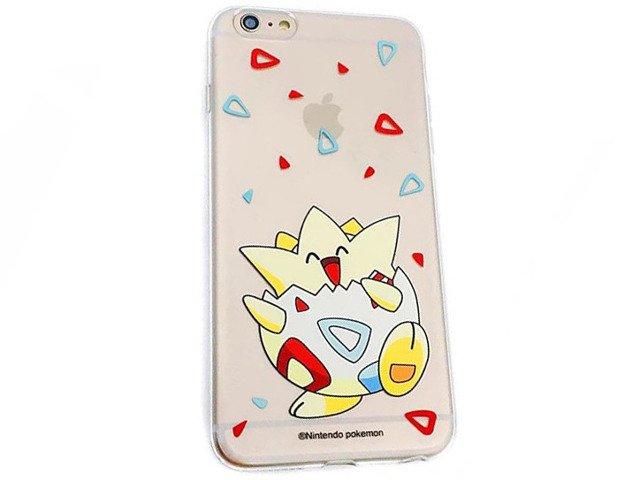 Futerał Etui iPhone 6/6S Case Pokemon GO TOGEPI