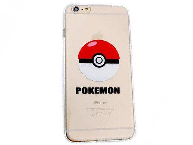 Futerał Etui iPhone 6/6S PLUS Case Pokemon POKEBAL