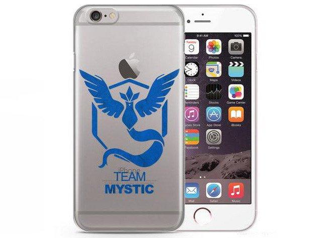 Futerał iPhone 6/6S Case Pokemon GO Team MYSTIC