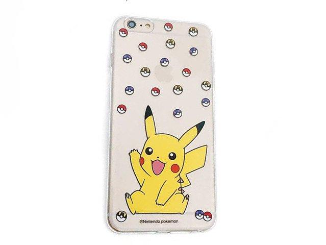 Futerał iPhone 6/6S ETUI Case Pokemon POKEMON