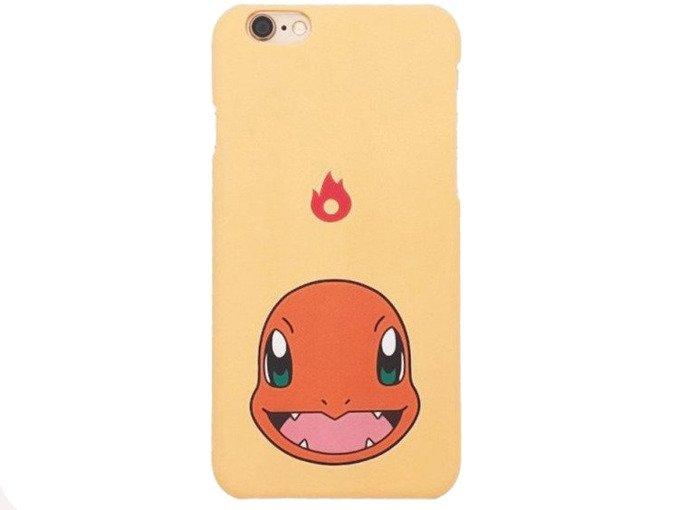 Futerał iPhone 6/6s Case Pokemon GO Charmander