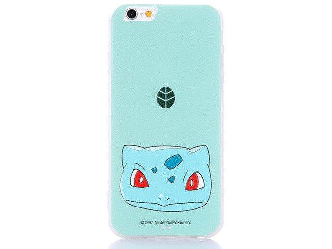 Futerał iPhone 6/6s PLUS Case Pokemon GO Bulbasaur