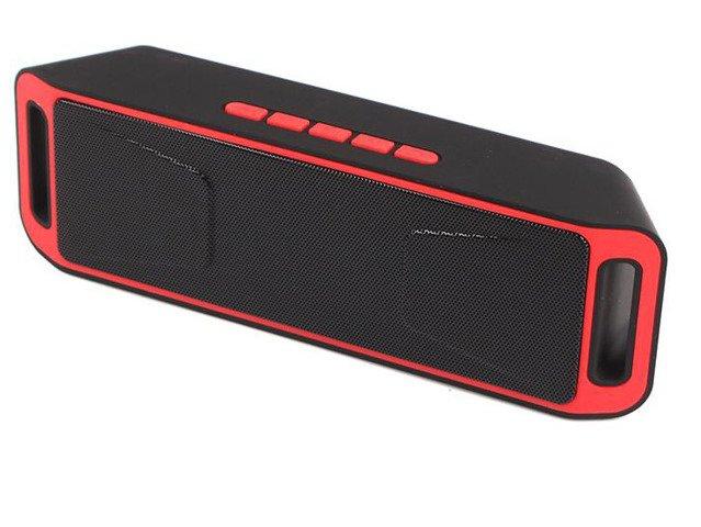 GŁOŚNIK BLUETOOTH3.0 microSD Radio MP3 AUX USB 10W DW10