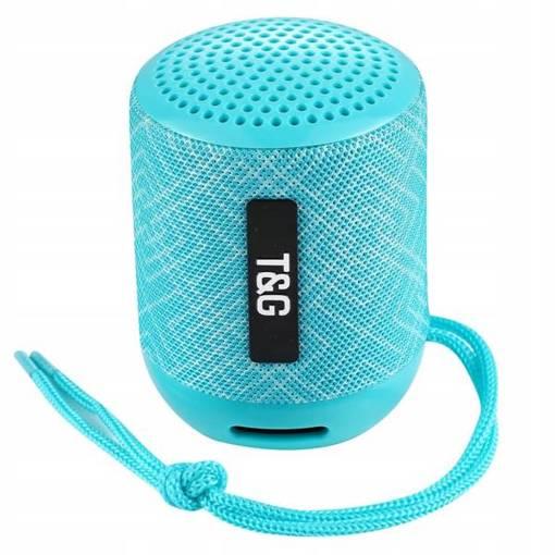 Mini GŁOŚNIK BLUETOOTH T&G Radio Karta SD USB TG129