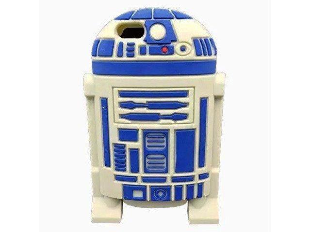 Obudowa ETUI Futerał iPhone 6/6s R2D2 3D Star Wars