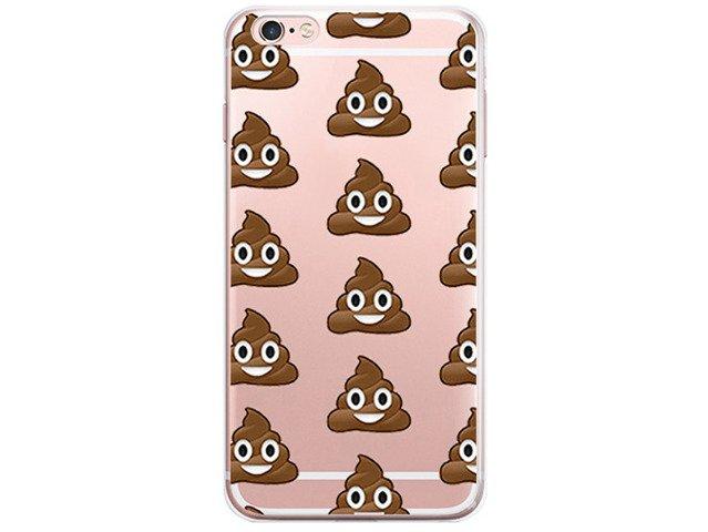 Obudowa Etui Case Silikon iPhone 6/6s Emotikony