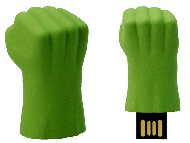 PENDRIVE ATRYBUT Jednego z Superbohaterów USB 8GB