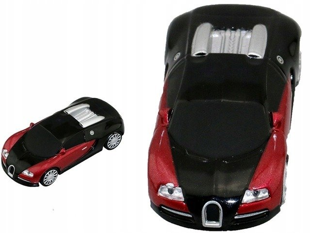 PENDRIVE AUTO Bugatti Veyron PAMIĘĆ USB FLASH 64GB