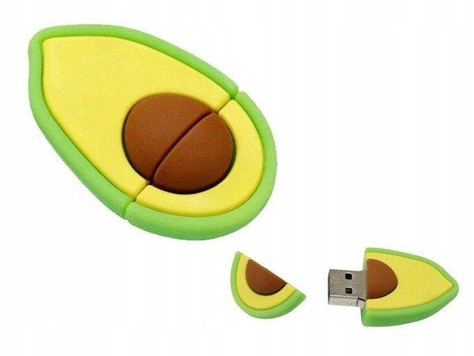 PENDRIVE AWOKADO Owoc USB Flash PAMIĘĆ 8GB