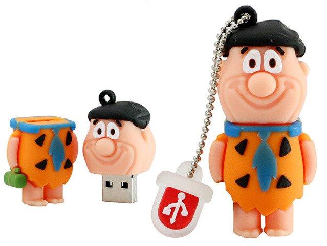 PENDRIVE FRED FLINSTON BAJKA PAMIĘĆ FLASH USB 8GB