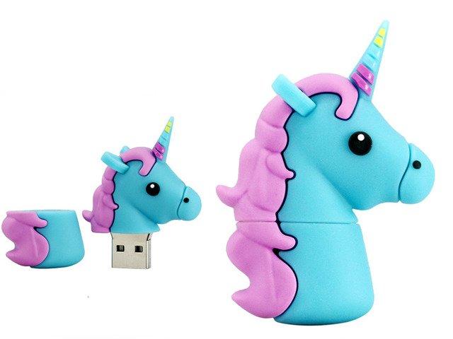PENDRIVE JEDNOROŻEC Prezent USB UNICORN PAMIĘĆ 8GB