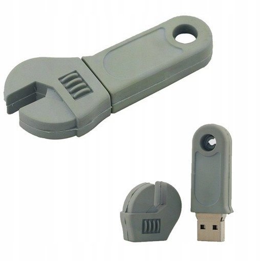 PENDRIVE KLUCZ Francuski Hydraulik PAMIĘĆ USB 64GB