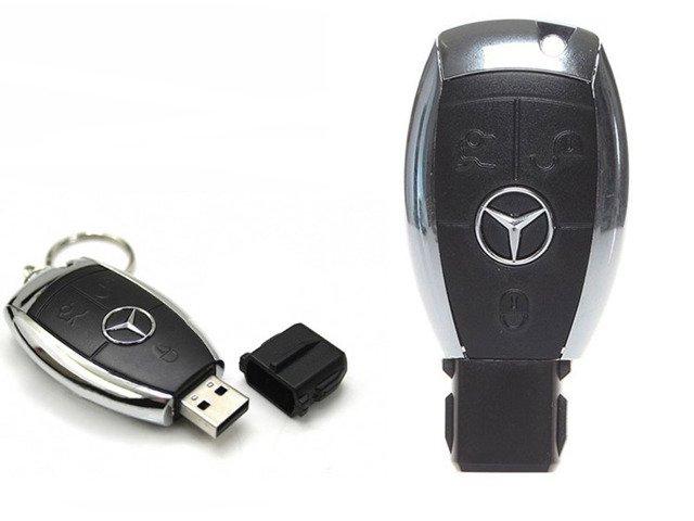 PENDRIVE KLUCZYK Mercedes Klucz USB Flash C S 32GB