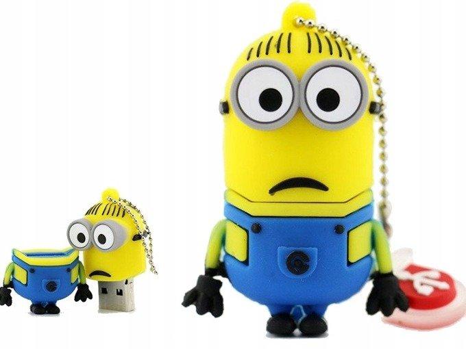 PENDRIVE MINIONKI Minionek Dave USB Flash 64GB
