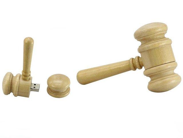PENDRIVE MŁOTEK Sędzia Sąd USB Flash 16GB