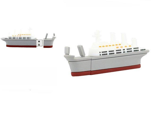 PENDRIVE STATEK Prezent Titanic USB Pamięć 64GB
